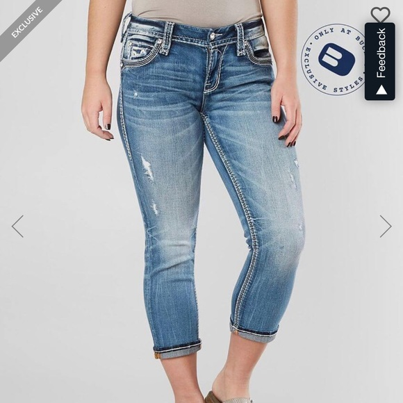 Rock Revival ebba easy crop size 34